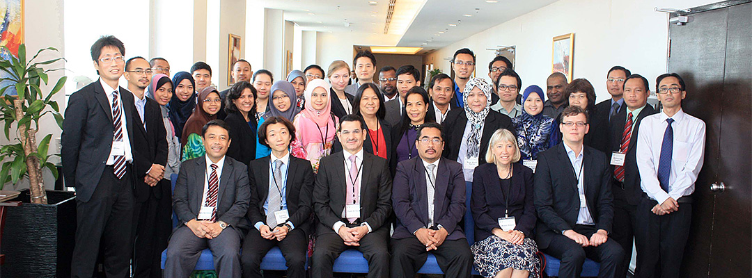 Eighth Regional JODI Training Workshop for Asia and Pacific Region