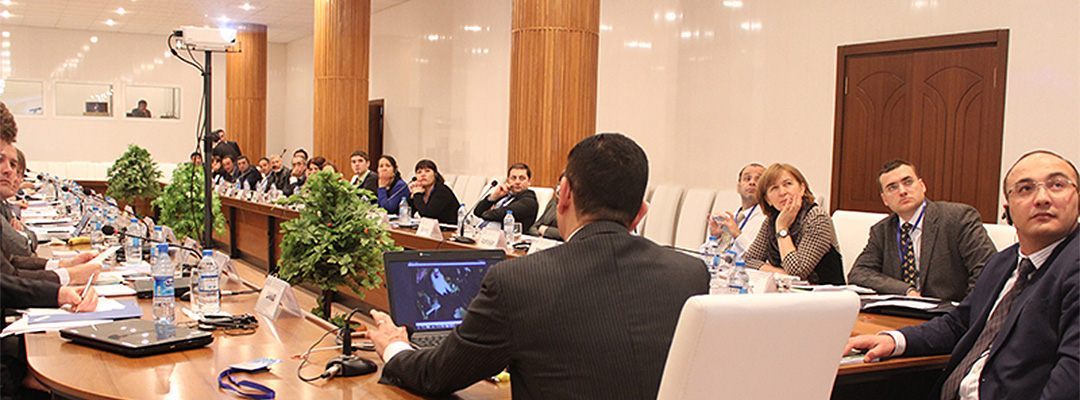 Ninth Regional JODI Training Workshop for Central Asia and MENA Region