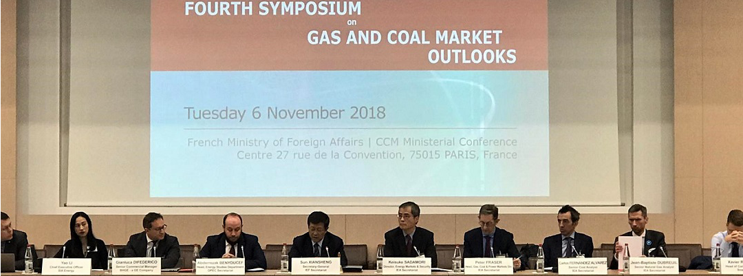 4th IEA-IEF-OPEC Symposium on Gas and Coal Outlooks Agenda