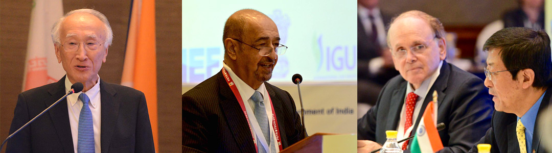5th IEF-IGU Ministerial Gas Forum
