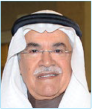 Dr Ali Al-Naimi Minister of Petroleum and Mineral Resources, Kingdom of Saudi Arabia