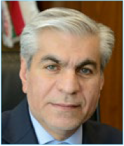 Dr Seyed Mohammad Hossein Adeli Secretary General, Gas Exporting Countries Forum (GECF)