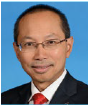 Dato' Sri Abdul Wahid Omar Minister in the Prime Minister's Department, Malaysia