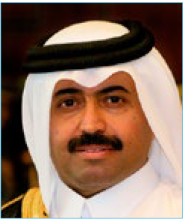 Dr Mohammad bin Saleh Al Sada Minister of Energy & Industry, State of Qatar