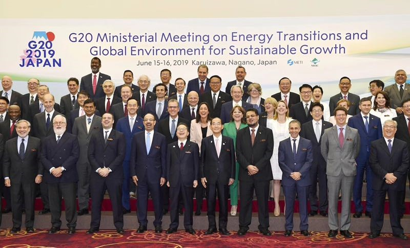 Communique G20 Ministerial Meeting on Energy Transitions and Global Environment for Sustainable Growth