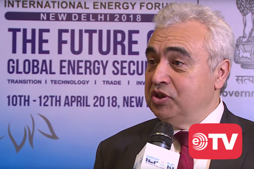 H.E. Fatih Birol - Interview