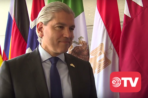 H.E. Aldo Flores-Quiroga - Interview