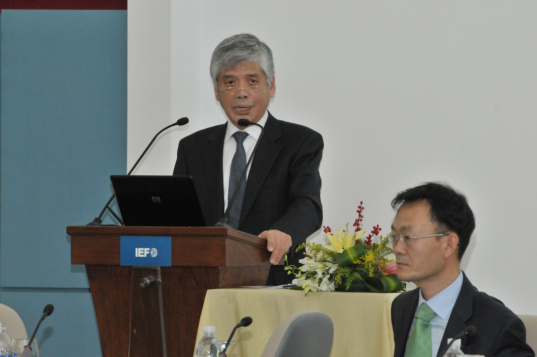 IEF Korea Energy Day  (1)  12 05 2012