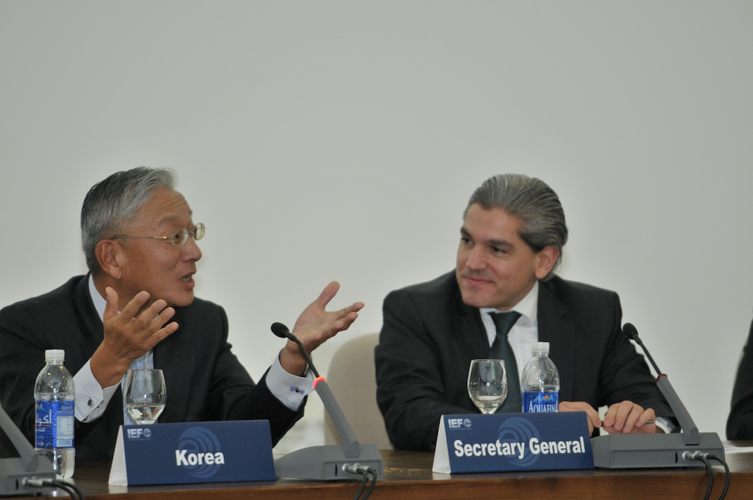 IEF Korea Energy Day  (2)  12 05 2012