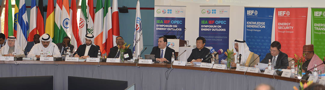 8th IEA-IEF-OPEC Symposium on Energy Outlooks