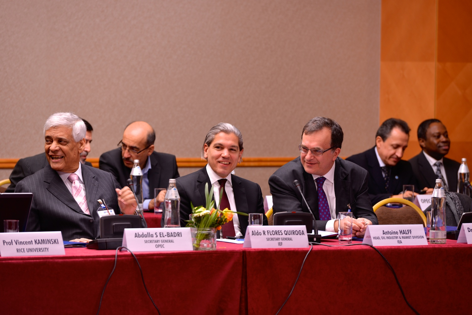 3rd IEA IEF OPEC Workshop on Physical and Financial Markets  (3)  03 21 2013
